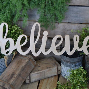 Believe - Old Hippy Wood Products 2415-80 Ave, Edmonton, AB