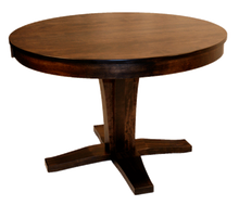 "Single Pedestal 54"" Round Table"