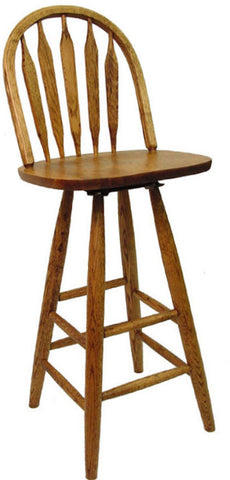 "Colonial 30"" Swivel Stool 671"