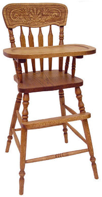 679 High Chair - Old Hippy Wood Products 2415-80 Ave, Edmonton, AB