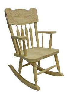 655 Childs Rocker - Old Hippy Wood Products 2415-80 Ave, Edmonton, AB