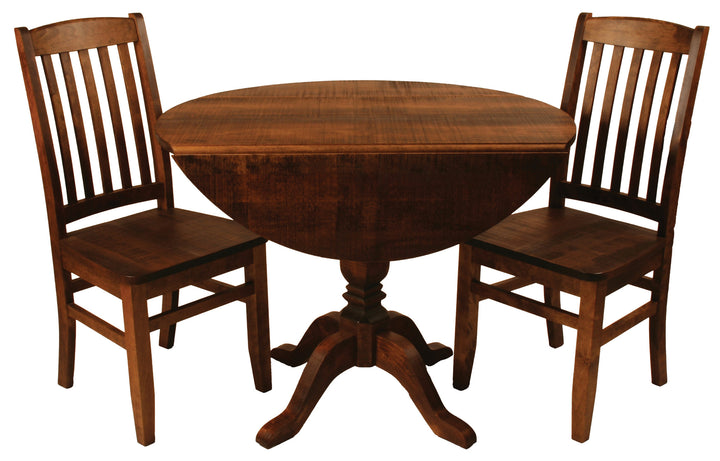 Rustic Drop Leaf Table Set - Old Hippy Wood Products 2415-80 Ave, Edmonton, AB