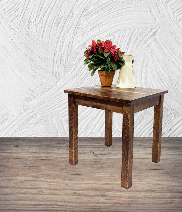 #R065 - end table - Old Hippy Wood Products 2415-80 Ave, Edmonton, AB