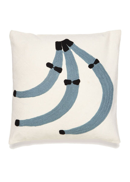 Goth Bananas Pillow