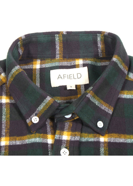 Larry Flannel Check Shirt