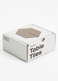 Table Tiles - Black