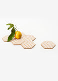 Table Tiles - White