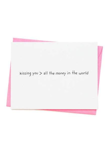 Kissing You > Card
