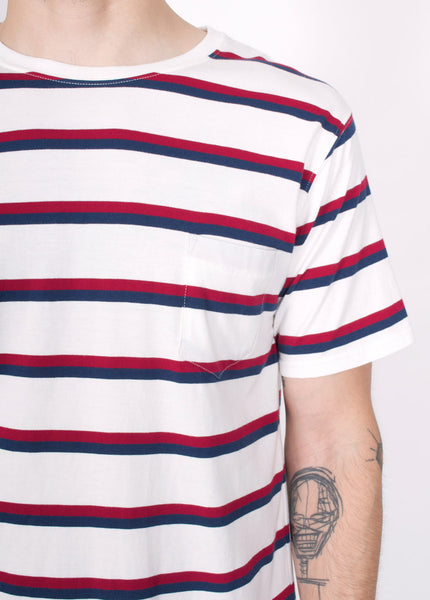 Trial Striped Tee