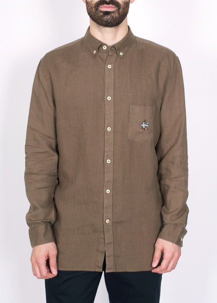 B. Winnin Linen Shirt