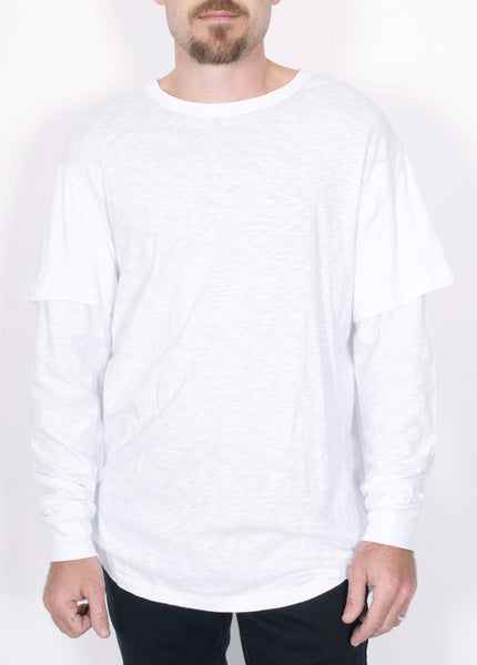 Double Up Sleeve Tee
