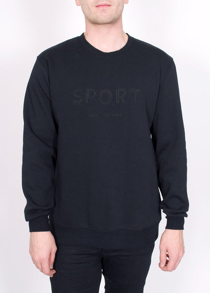 Sport Embroidery Sweatshirt
