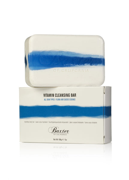 VITAMIN CLEANSING BAR FLORA CASSIS