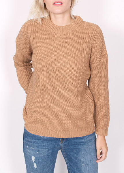 Shaker Boyfriend Sweater