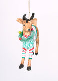 Merry Merry Reindeer Ornament