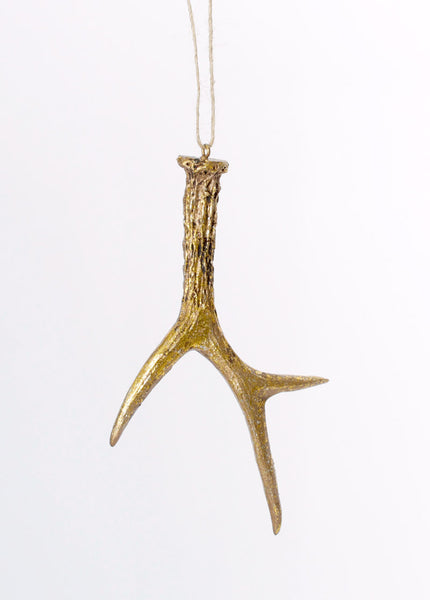 Stag Horn Ornament