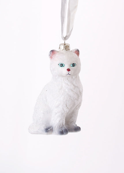 Kitsch Kitten Ornament