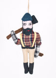 Woodsmen Ornament