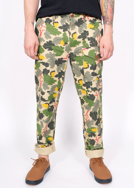 Twill Combat Trousers
