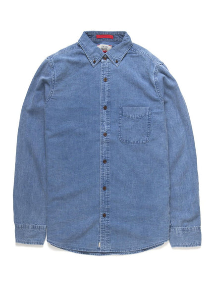 Albie Chambray Shirt