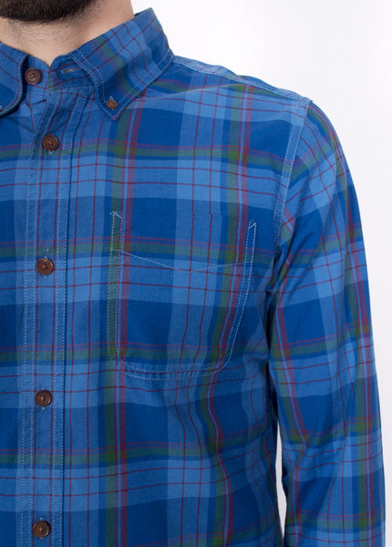 Albie OD Check Shirt