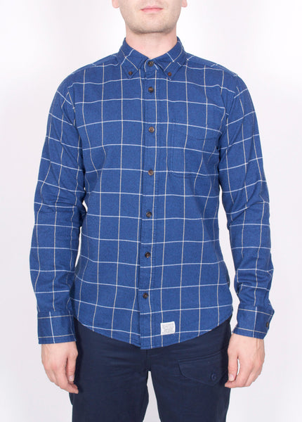 Albie Flannel Shirt