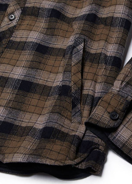 Maxwell Plaid Shacket