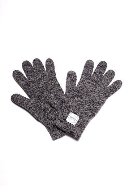 Ragg Wool Gloves - Men's