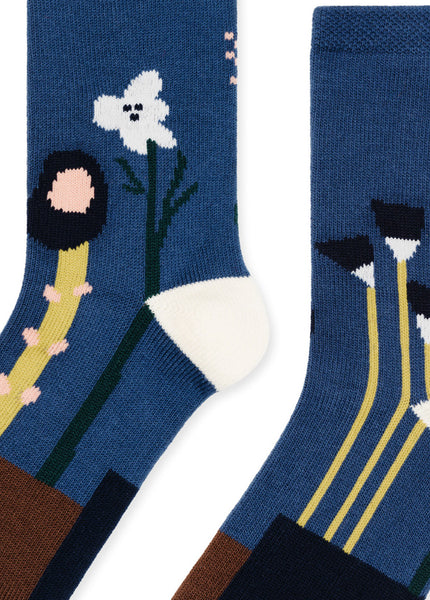 Stems Crew Socks