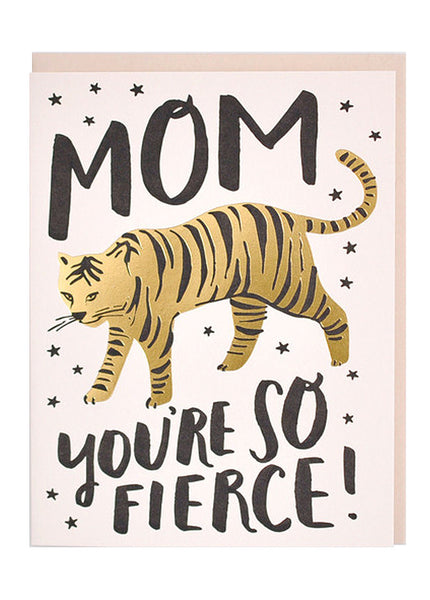 Tiger Mom Card
