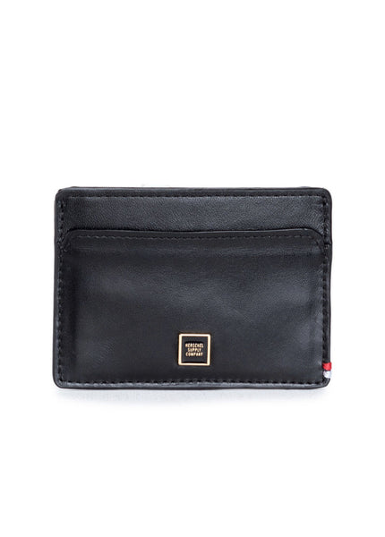 Slip Leather Card Holder
