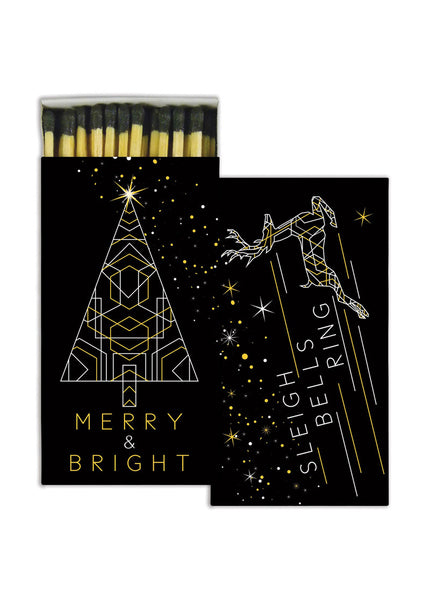 Matches - Merry and Bright