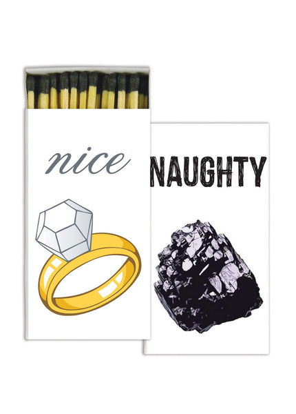 Matches - Naughty or Nice