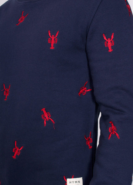 Scampi Lobster Sweatshirt