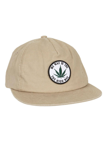 How High Snapback Hat