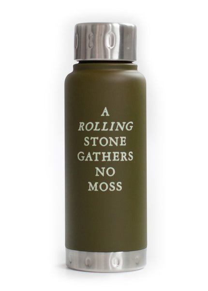 Water Bottle 10 oz - A Rolling Stone