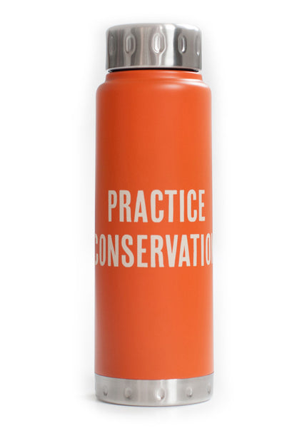 Water Bottle 25 oz -Practice Conservation