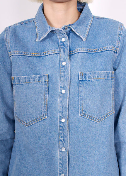 Luna Denim Shirt