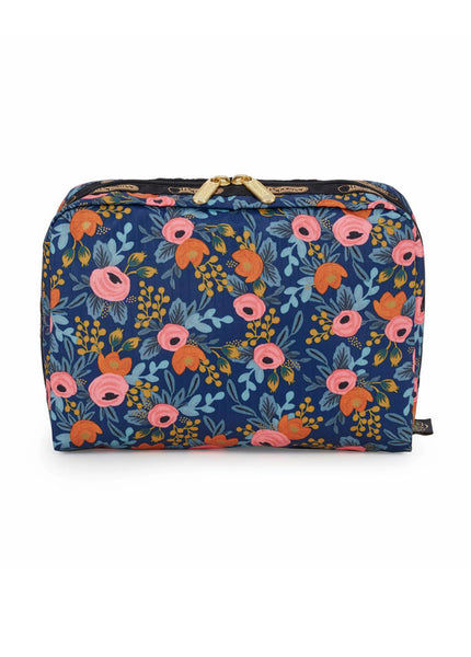 Rosa Rifle Cosmetic Bag