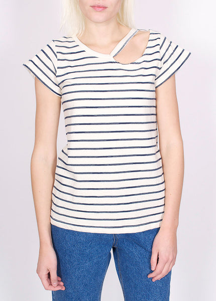 Striped Desert Tee