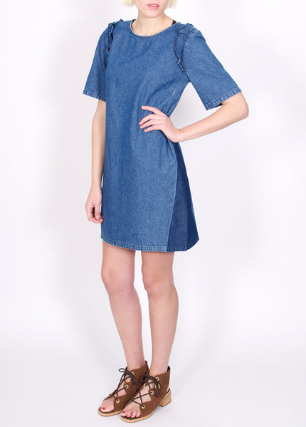 Alicia Denim Dress