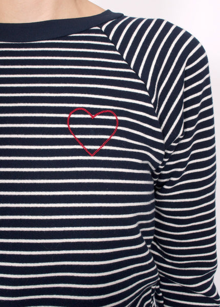 Boy Heart Sweatshirt