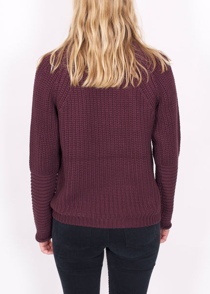 Basic Ribbed Sweater