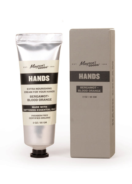 Bergamot & Blood Orange Hand Cream