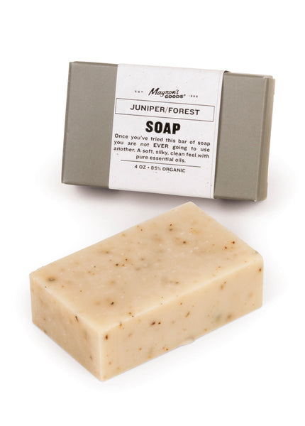 Juniper Berry Forest Soap