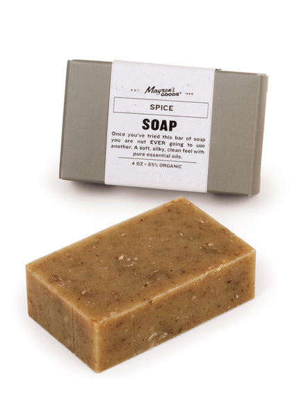 Spice Exfoliating Soap