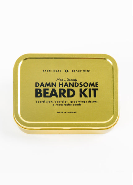 Handsome Chap Beard Grooming Kit
