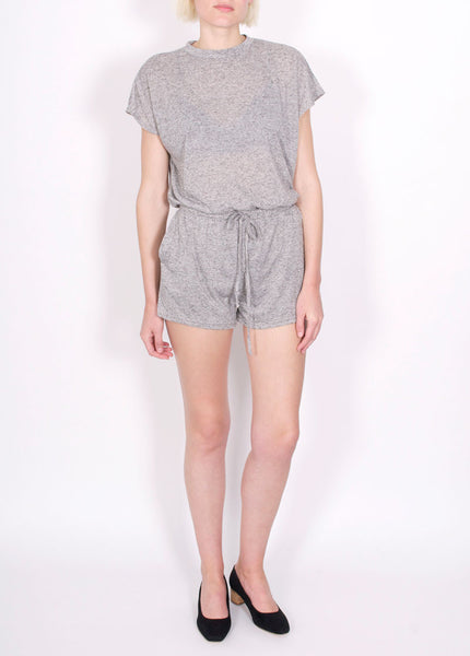 Square Tee Playsuit