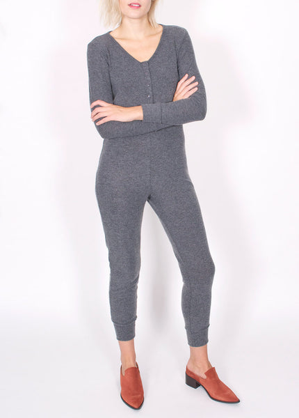 Brushed Knit Onesie