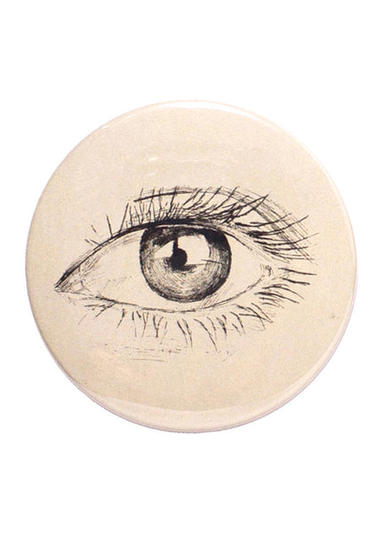 Button Mirror - Eye
